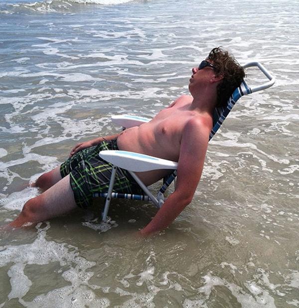 Có bao giờ bạn tỉnh giấc và phát hiện mình đã trôi dạt đến Đại Tây Dương?!