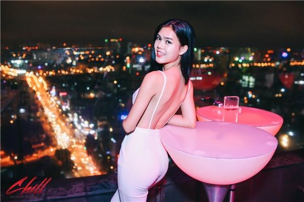 Cô gái xinh đẹp đang nuôi dưỡng ước mơ trở thành một nghệ sĩ đa tài của làng giải trí Việt.(Ảnh: NVCC)