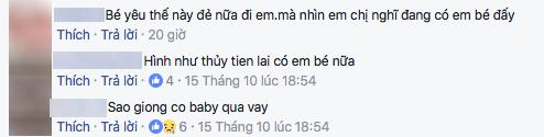 Thuỷ Tiên lên tiếng phủ nhận việc đang mang bầu lần 2 - Tin sao Viet - Tin tuc sao Viet - Scandal sao Viet - Tin tuc cua Sao - Tin cua Sao