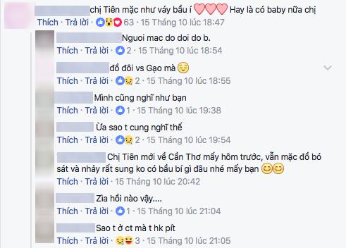 Nhiều khán giả đặt nghi vấn Thuỷ Tiên đang mang thai lần 2. - Tin sao Viet - Tin tuc sao Viet - Scandal sao Viet - Tin tuc cua Sao - Tin cua Sao