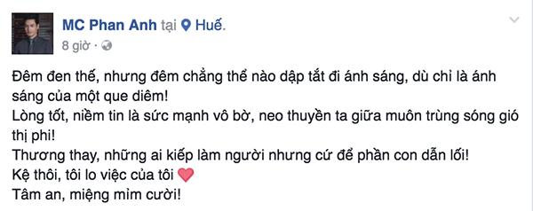 Dư luận giờ đây đã không còn xem Phan Anh chỉ gói gọn trong hình ảnh một ngôi sao showbiz - Tin sao Viet - Tin tuc sao Viet - Scandal sao Viet - Tin tuc cua Sao - Tin cua Sao