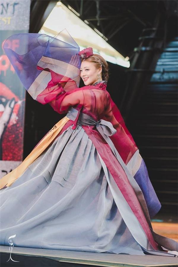 Cho Yeseul, Miss Grand Hàn Quốc