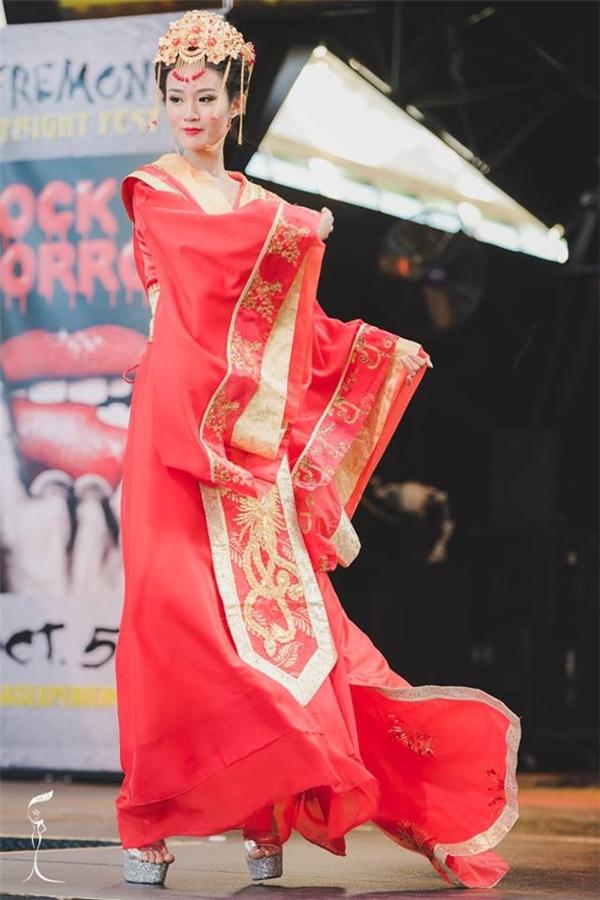 Hio Man Chan, Miss Grand Macau