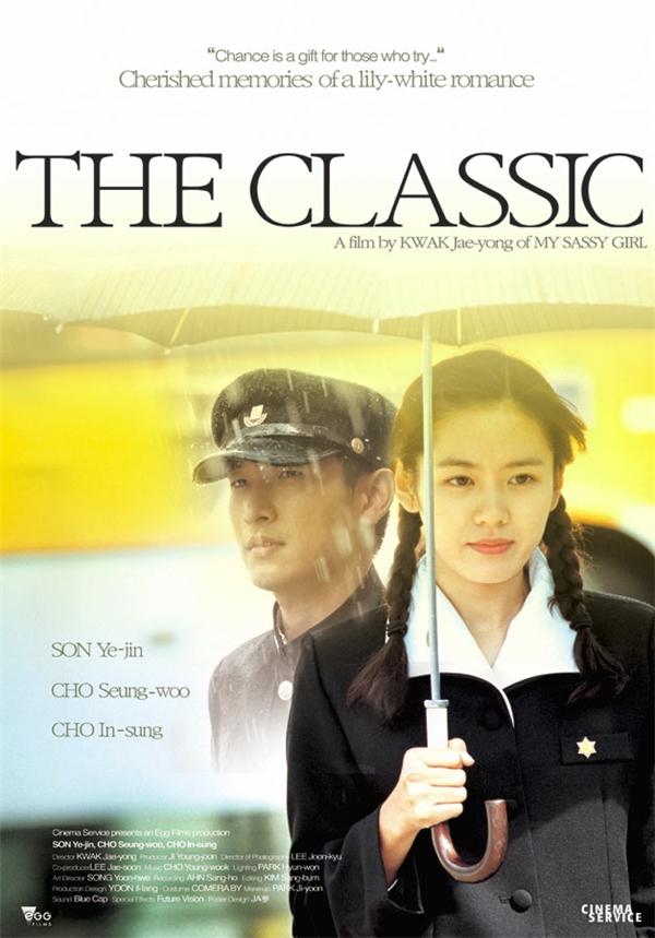 The Classic là một chuyện tình đúng chất phim Hàn. (Ảnh: Internet)