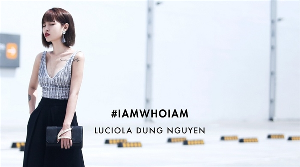CHARLES & KEITH ra mắt chiến dịch #IAMWHOIAM