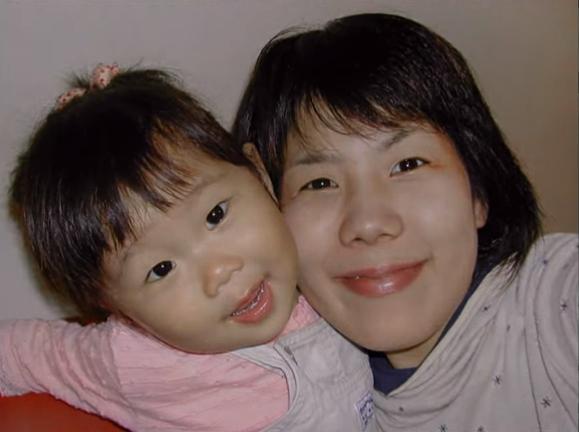 Giống như đóa hoa vừa hé nở, ngày cô bé chào đời cũng là ngày mà gia đình Chieko được hưởng niềm hạnh phúc lớn lao nhất từ trước đến nay.