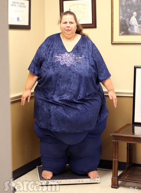 Danh hiệu người phụ nữ nặng nhất thế giới hiện đang thuộc vềPauline Potter với cân nặng khoảng 290,7kg.
