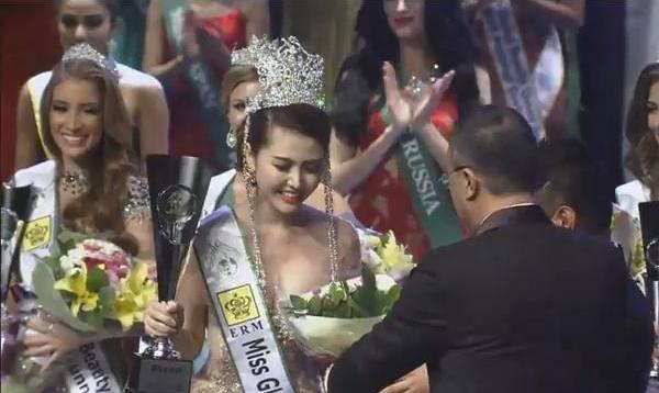 Ngọc Duyên bất ngờ chiến thắng Miss Global Beauty Queen 2016