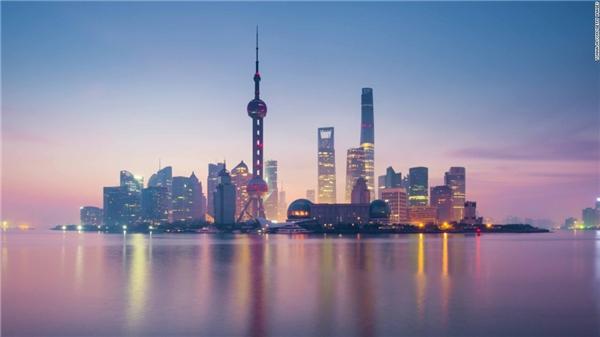 #2 Thượng Hải, Trung Quốc (Ảnh: CNN)