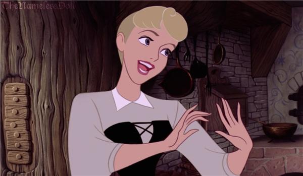 """Bạn có thấy nàng Aurora """"mê ngủ"""" giống... Tóc Tiên không nào?(Ảnh: The Nameless Doll)"""
