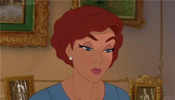 Nàng Anastasia có phần già dặn...(Ảnh: The Nameless Doll)