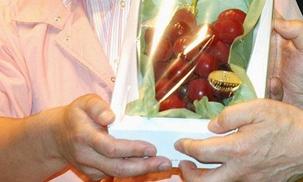Choáng với giá của nho mẫu đơn - siêu thực phẩm từ Nhật đang gây sốt