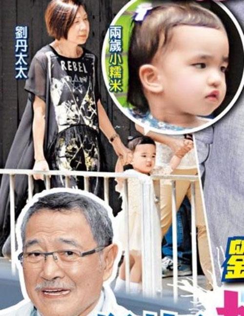 Cặp đôilâu ngày không gặp con gái và bỏ bê bé Nhu Mễ cho ông bà nội chăm sóc.