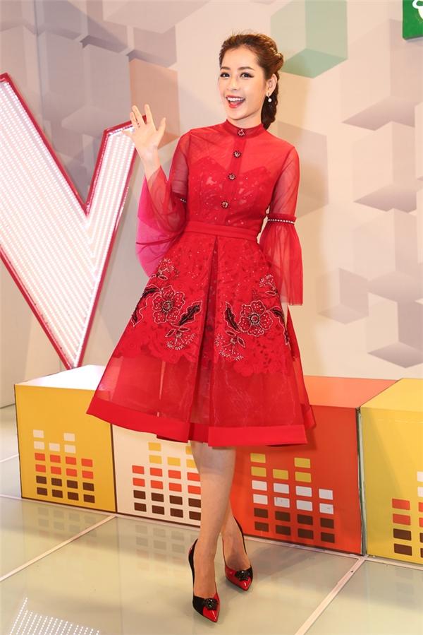 Đông Nhi - Ông Cao Thắng đi trễ trong đêm chung kết The Voice Kids - Tin sao Viet - Tin tuc sao Viet - Scandal sao Viet - Tin tuc cua Sao - Tin cua Sao