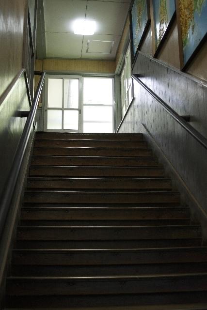 Số 13 cũng là một con số xui xẻođối với người Nhật, cầu thang cũng không nằm ngoại lệ.