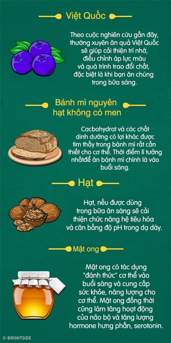 Các loại trái cây ôn đới như Việt Quốc hay hạt cũng nên được chú trọng trong bữa ăn vì đó là nguồn cung cấp dinh dưỡng vô cùng phong phú, giúp sức khỏe dẻo dai hơn.