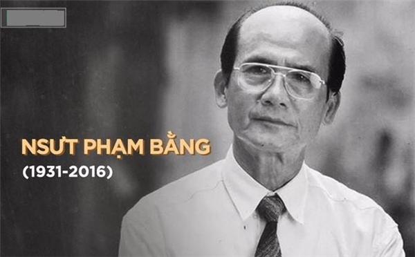 NSƯT Phạm Bằng qua đời ở tuổi 85. - Tin sao Viet - Tin tuc sao Viet - Scandal sao Viet - Tin tuc cua Sao - Tin cua Sao