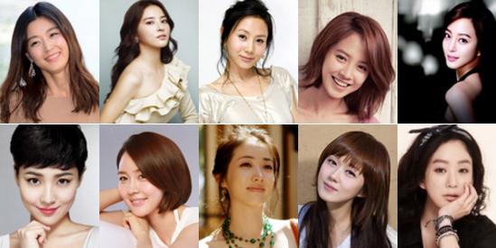 Nữ diễn viên cùng thời với hàng loạt sao nổi tiếng.
