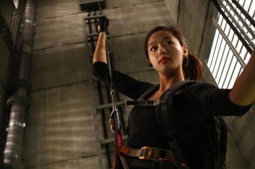 The Thievescủa Jun Ji Hyun được đánh giá cao.