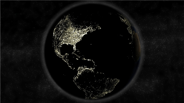 Trái đất sẽ chìm hoàn toàn vào bóng tối từ ngày 15 đến ngày 29/11/2016? (Ảnh: internet)