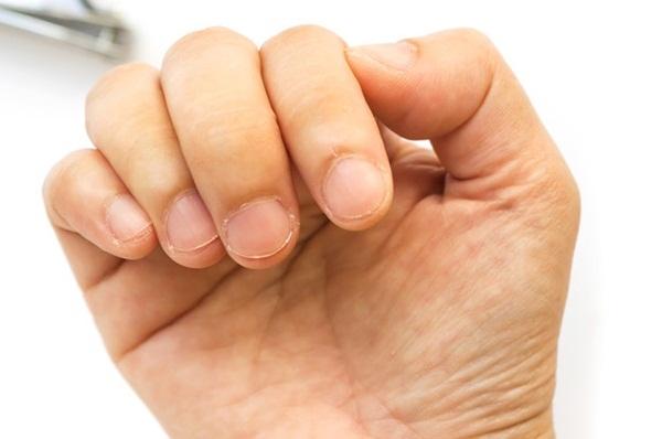 #2 Khá dễ để nhận ra đó chính là một phần của lòng bàn tay.(Ảnh: Internet)
