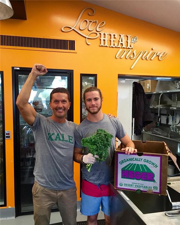 Sản phẩm của Khalil đều hướng đến sức khỏe của khách hàng.