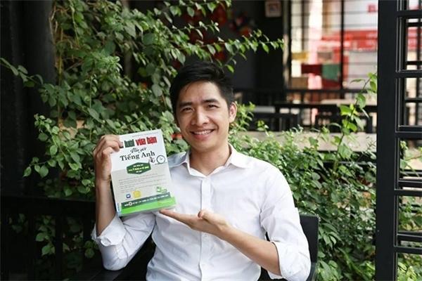 Tác giả Nguyễn Văn Hiệp và sách.