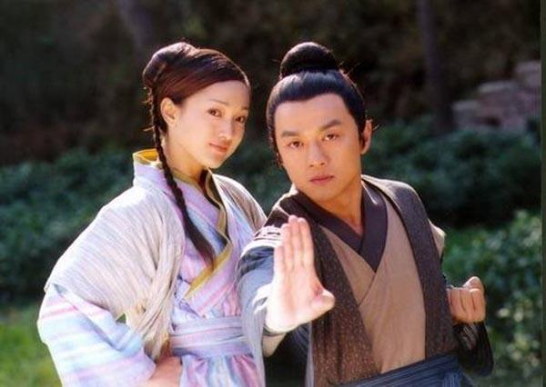 Hoàng Dung là vai diễn làm nên tên tuổi của Châu Tấnở mảng truyền hình.