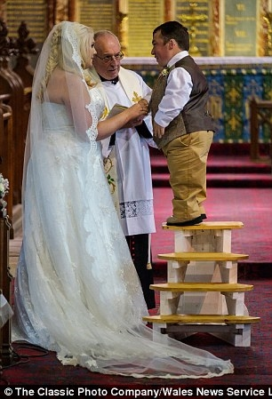Hôn lễ đặc biệt của