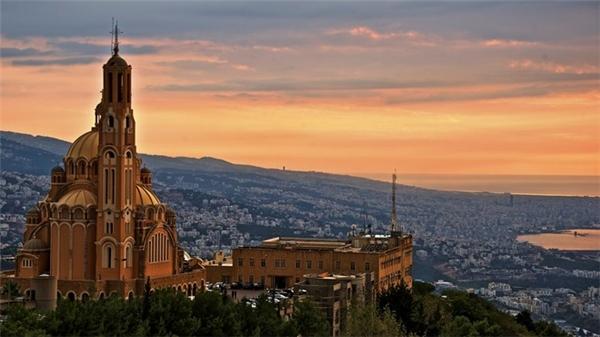 Hoạt động khủng bố liên tục khiến một vài khu vực ở thủ đô Beirut, Lebanon trở thành địa danh không an toànvới du khách.