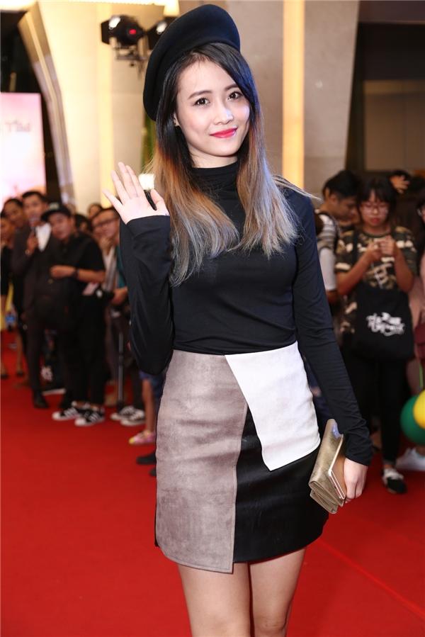 Người mẫu Trương Mỹ Nhân - Tin sao Viet - Tin tuc sao Viet - Scandal sao Viet - Tin tuc cua Sao - Tin cua Sao