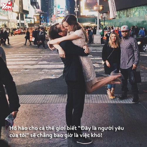 Đã là yêu thì chàng trai nào cũng sẽ làm điều này cho đối phương