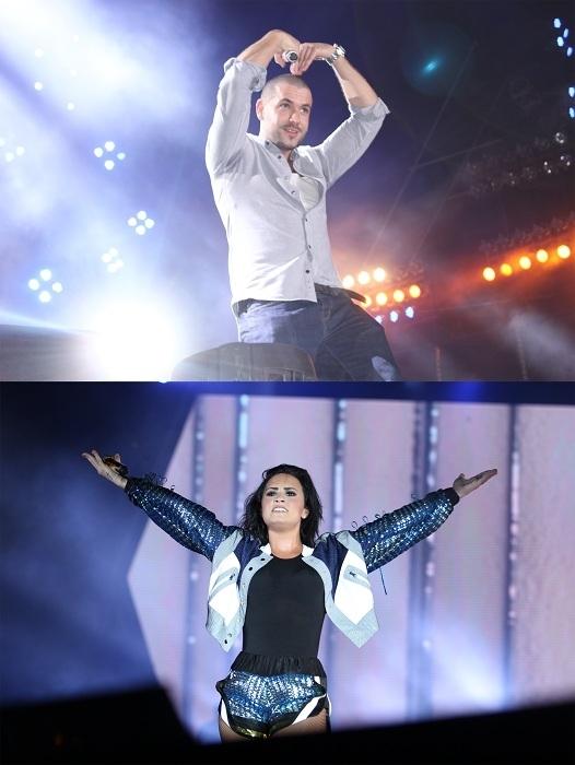 Bên cạnh 80 nghệsĩ tên tuổi tại Việt Nam,YAN Beatfest còn quy tụ những ngôi sao quốc tế như:Shayne WardvàDemi Lovato.