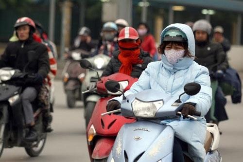 Hết tuần này, Hà Nội và các tỉnh thành miền Bắc sẽ đón không khí lạnh.