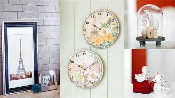 Trung tâm nội thất & vật dụng trang trí Index Living Mall có hơn 1.000 sản phẩm trang trí khác nhau để bạn lựa chọn.