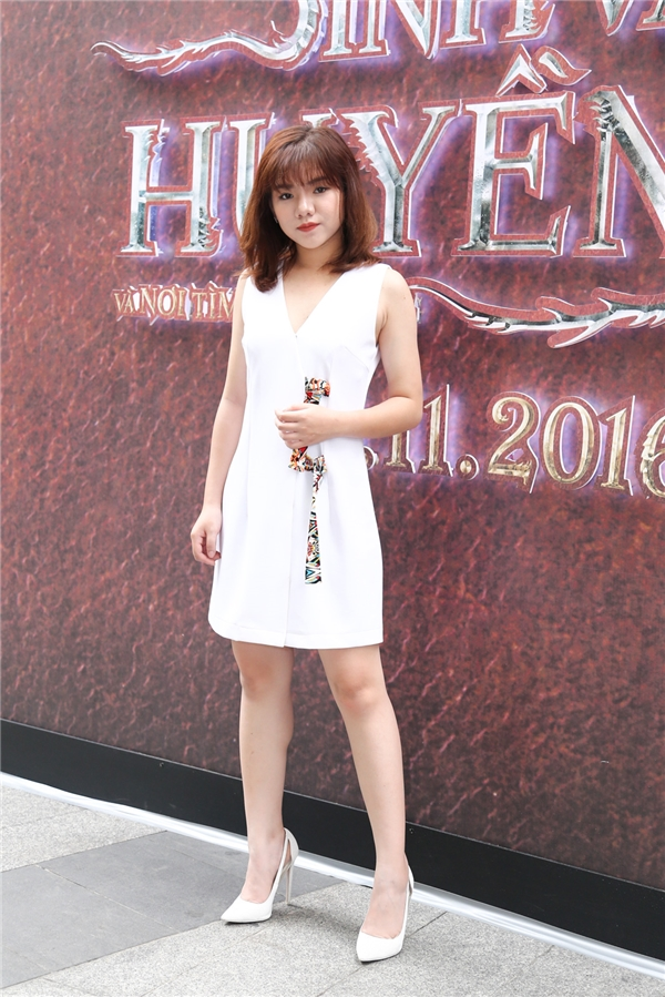 Quán quân Nhân tố bí ẩn 2016 Minh Như diện đầm trắng giản dị - Tin sao Viet - Tin tuc sao Viet - Scandal sao Viet - Tin tuc cua Sao - Tin cua Sao