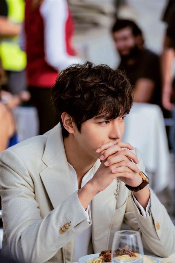 Lee Min Ho sẽ hóa thân thành một tay lừa đảo.