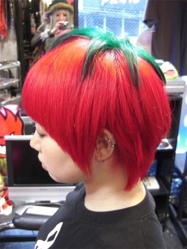 Choáng ngợp với sức sáng tạo vô biên của nhà tạo mẫu tóc Nhật Bản