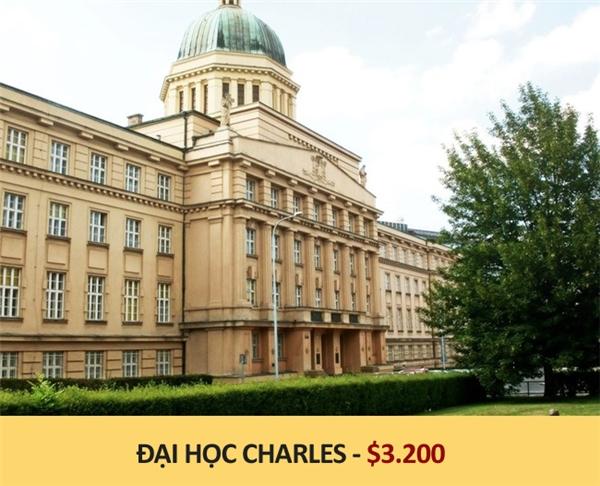 Hơn 71 triệu đồng (Prague, Cộng hòa Czech)