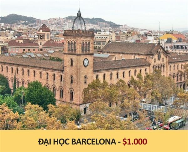 Hơn 22 triệu đồng (Barcelona, Catalonia, Tây Ban Nha)