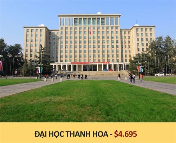 Hơn 105 triệu đồng (Bắc Kinh, Trung Quốc)