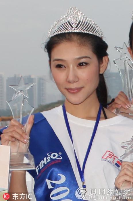 Cận cảnh nhan sắc Hoa hậu ngoại tình với huyền thoại cầu lông Lin Dan