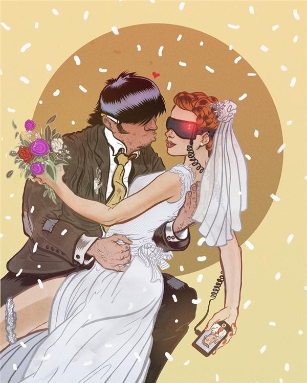 Những cuộc hôn nhân miễn cưỡng đều không thể mang lại hạnh phúc, đặc biệt là khi trong lòng một người vẫn luôn mang nặng hình bóng một ai đó khác.