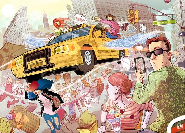 Phong cách sống của giới trẻ ngày nay: ồn ào, khoe khoang, vô ý thức, và sống ảo.