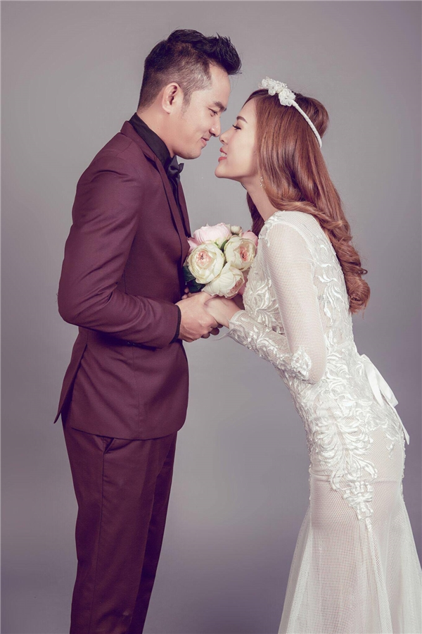 Em nuôi Hoài Linh khoe ảnh cưới lãng mạn với bà xã kém 15 tuổi - Tin sao Viet - Tin tuc sao Viet - Scandal sao Viet - Tin tuc cua Sao - Tin cua Sao