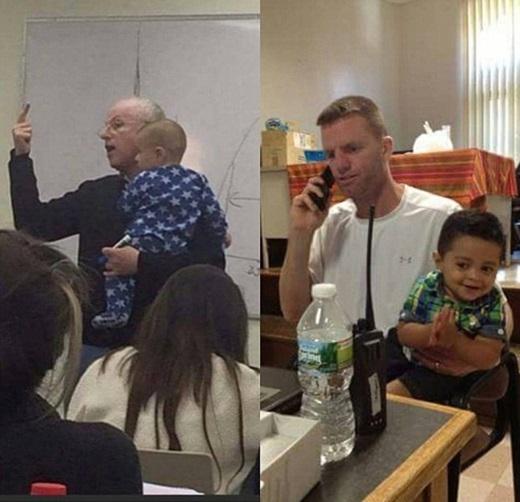 Những hình ảnh xúc động về người Thầy