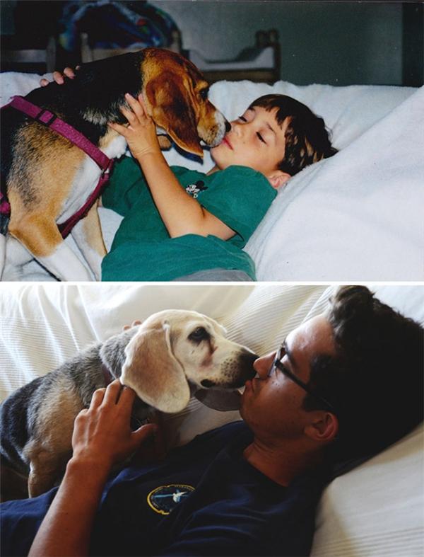 Tình bạn 16 năm và nụ hôn cuối cùng.