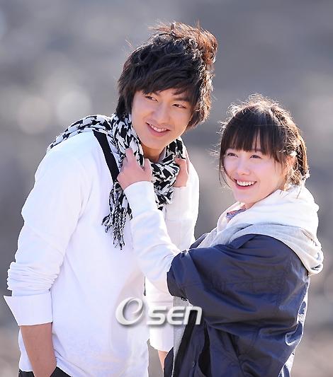 """Lee Min Ho và duyên phận với những đàn chị """"tuổi băm"""""""