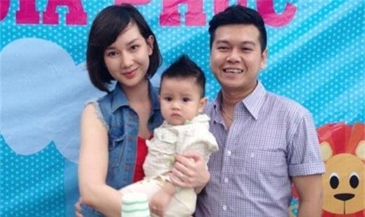 Quỳnh Chi hạ sinh một câu con traikháu khỉnh.