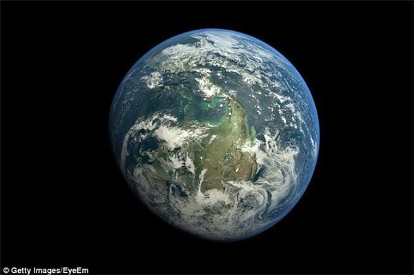 Trái đất với nhiều biến đổi trong tương lai.